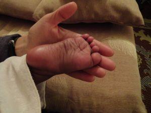 Lidiya foot